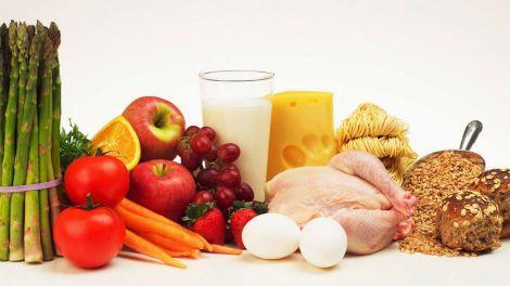 Продукти, які містять білок