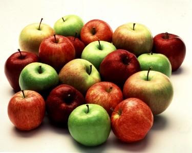 У яблуках багато поліфенолів