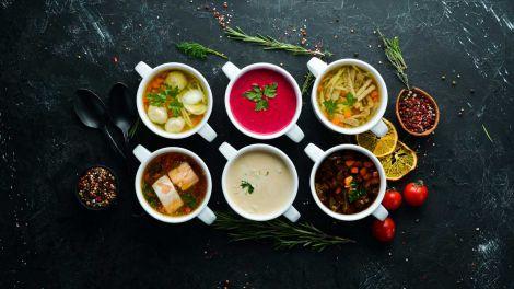 Який суп найкорисніший для здоров'я?