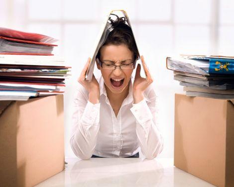 Стрес провокує найбільше захворювань