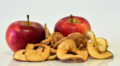 Сушені яблука