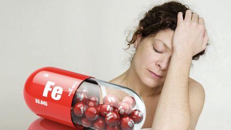 Дефіцит заліза: шість ознак допоможуть легко розпізнати анемію