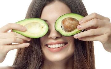 Авокадо проти зморшок