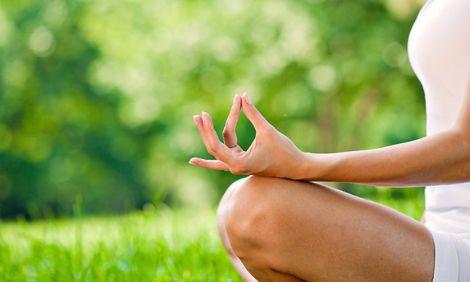 Медитація - швидкий спосіб позбутись стресу