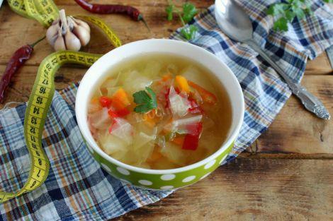Суп для схуднення