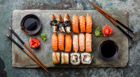 Як суші впливають на здоров'я?