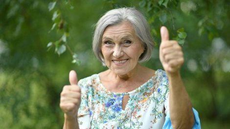 Загальмування старості