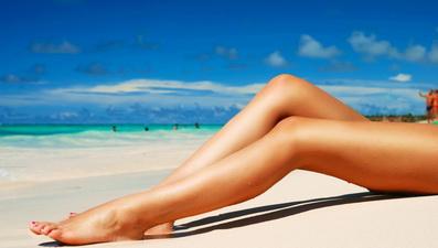 Красиві та доглянуті ніжки - гордість жінки