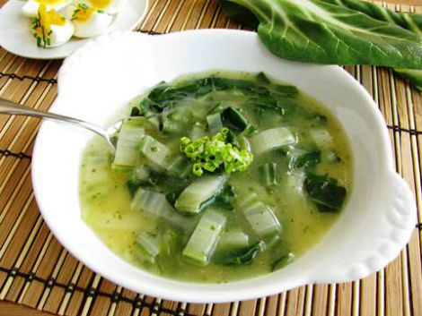 Суп із селери