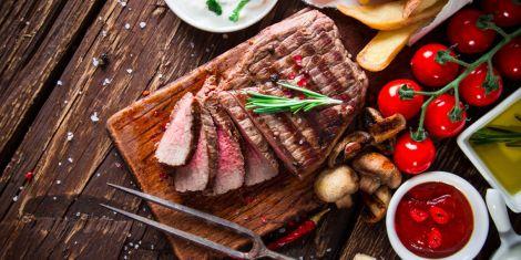 Рецепт смачного ресторанного стейку
