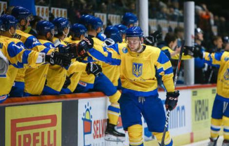 Что происходит со зборной Украины по хоккею
