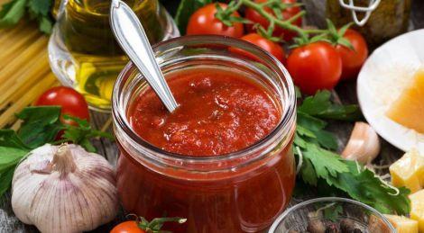 Томатний соус позитивно впливає на кишечник