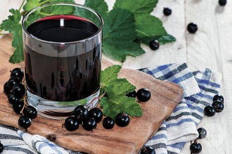 Смородиновий чай для підвищення імунітету