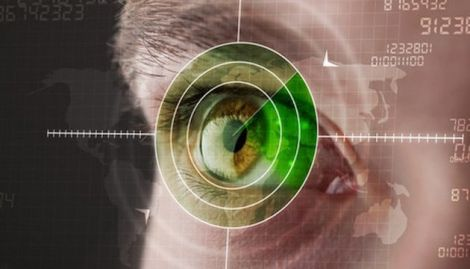 Штучне око