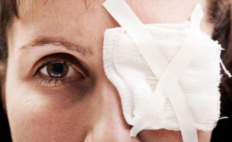 Травма ока