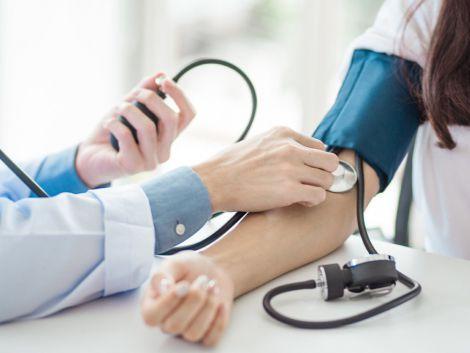 Показники артеріального тиску