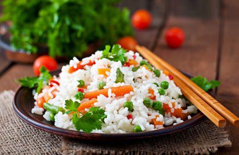 Рисова дієта для ефективного детоксу