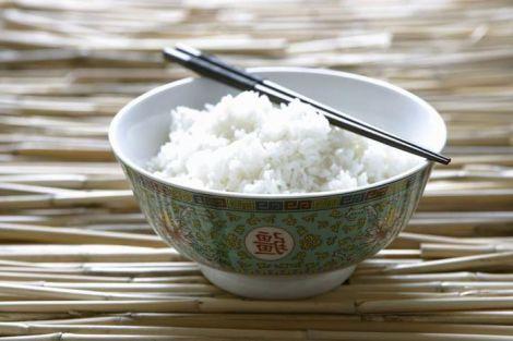 Корисні властивості рисової дієти