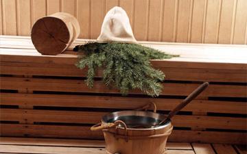 баня є профілактичним засобом для попередження застуди спини