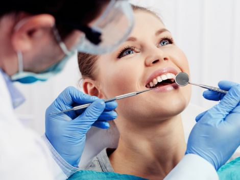 Художественная реставрация зубов