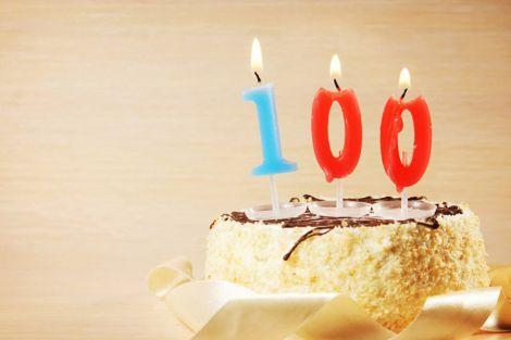 Британка відзначити 100-річчя