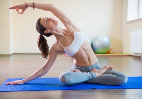 Йога позитивно впливає на здоров'я