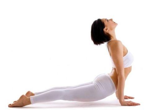 Йога від болю у спині