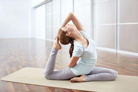 Йога для схуднення