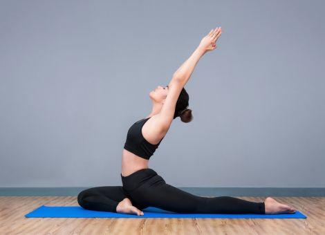 Йога зміцнить здоров'я