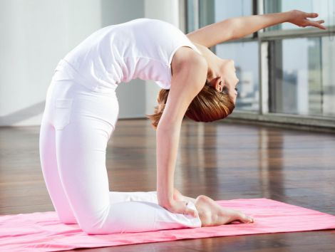 Корисна йога для початківців (ВІДЕО)