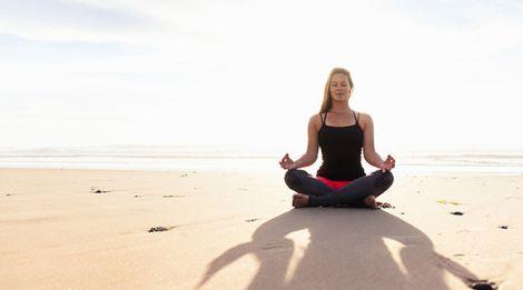 Йога лікує артрит