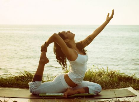 Йога позбавляє від комплексів