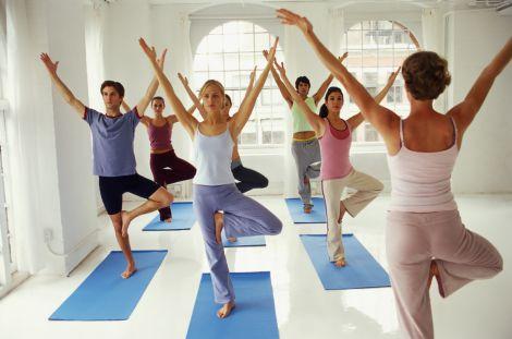 Йога послаблює суглоби?