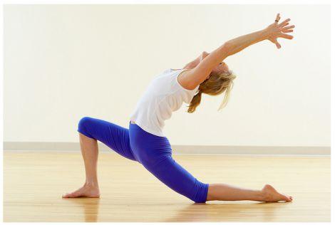 Йога лікує ревматоїдний артрит