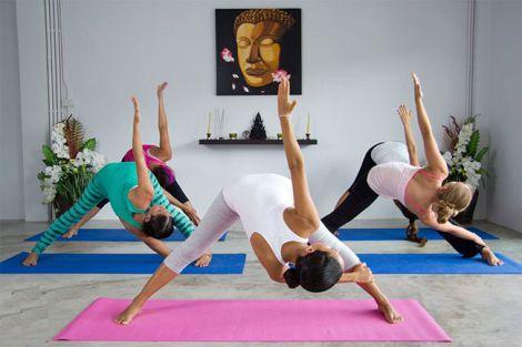 Йога покращує фізичне та психічне здоров'я