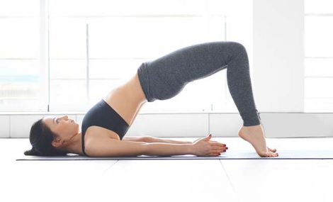 Йога для краси та здоров'я