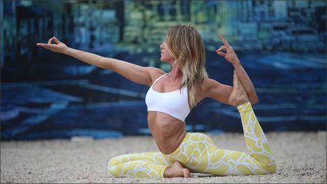 Медитація та йога від COVID-19