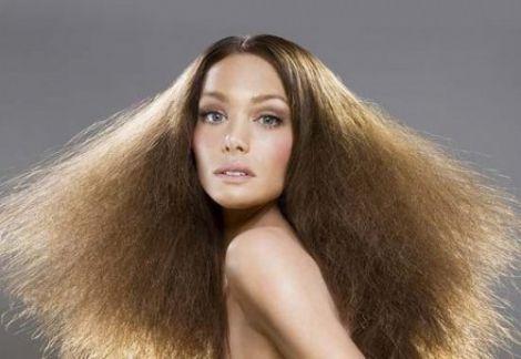 Сухе волосся