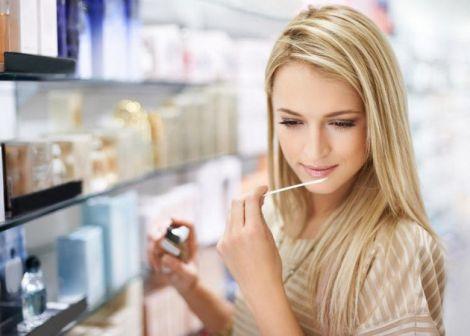 Вибір парфумів