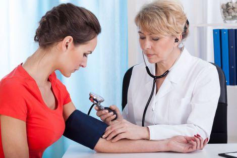Гепертонія пов'язана із зайвою вагою