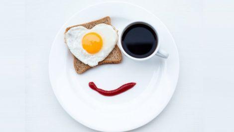 Смачний сніданок - запорука гарного настрою