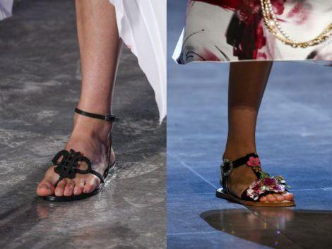 Взуття на пласкій підошві