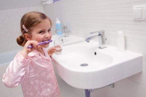 Чищення зубів: основні правила
