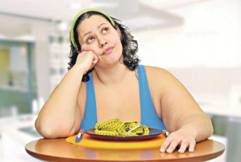 Хвороби, які призводять до збільшення ваги