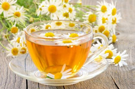 Лікувальні властивості чаю з ромашки
