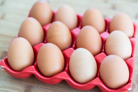 Користь від вживання яєць