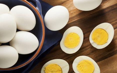 Варені курячі яйця