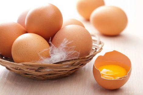 Користь курячих яєць