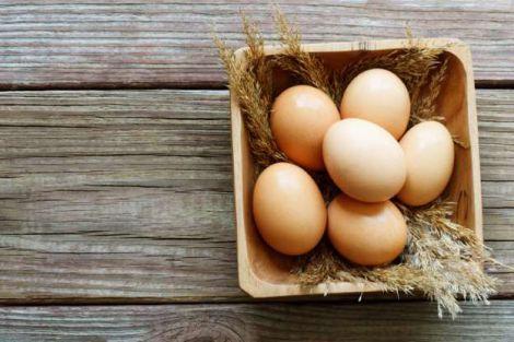 Безпечна доза яєць