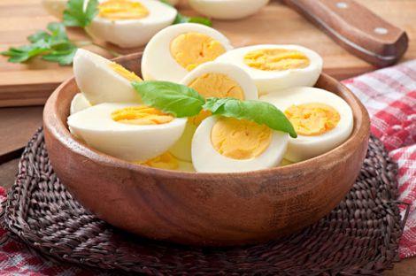 Норма вживання яєць на тиждень